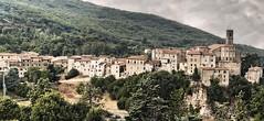Sasso Pisano (bellinipaolo31) Tags: fc03911 sassopisano borgo borgomedioevale panoramica architettura toscana collinemetallifere paolobellini