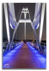 Infinity Bridge (timothytripod) Tags: bridge bridges stockton tees river norteast water tiver lights longexposure canonuk canon photography interesting explore