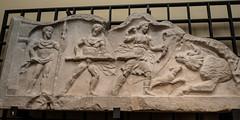 Scene of the Games (silverfox_hwz) Tags: campania capua santamariacapuavetere amphitheatre anfiteatro ancientcapua gladiator gladiatormuseum