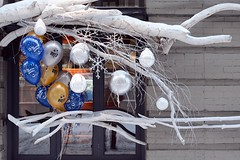 Happy New Year 2017 (emerge13) Tags: 2017 bonneannée2017 happynewyear2017 oldquebeccanada oldquebeccity québecquébec québecquébeccanada vieuxquébec newyearsday newyearsday2017 jourdelan festivities jourdelan2017 festivités winter hiver holidays celebration