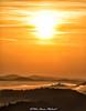 New Day (Peter Daum 69) Tags: sonnenaufgang sunrise landscape scenery farbe color dream traum licht light morning morgen natur nature burg castle turm tower nebel fog berge mountain