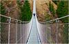 Ponte Tibetano (fausto.deseri) Tags: pontetibetano pontesospeso rabbifonti valdirabbi valdisole parconazionaledellostelvio trentino pentaxk3 pentaxda1645mmf4edal faustodeseri