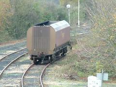 HTA 051115 (3) (Transrail) Tags: hta bogie hopper wagon ews didcot coal powerstation