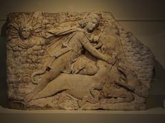Mithriac Relief, c.200 AD (Joey Hinton) Tags: olympus omd em1 cincinnati art museum mft m43 microfourthirds 1240mm f28