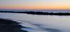Winter (Marco Forgione) Tags: inverno marinadipisa tramonto ora blu bluehour sea panorama sunset tuscany toscana nikon d90 lightroom