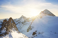 Alps (J.S. Wolf Photography) Tags: jswolfphotography hintertux glacier nikon mountain nature natural color hdr fineart ski snowboarding