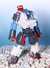 """D.Battle Suit - """"The Snowmech"""" (Devid VII) Tags: battle suit devid vii mecha mech robot brick lego moc dbattle thesnowmech snow devidvii"""