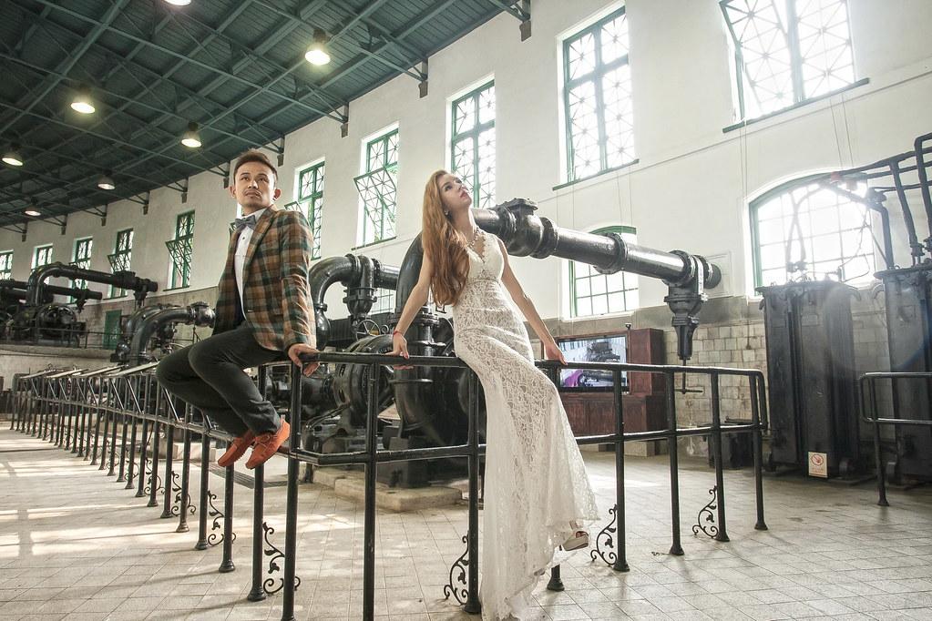 自來水博物館,貴婦百貨,新人婚紗,婚紗攝影