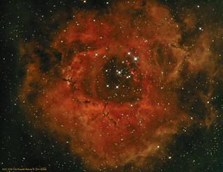 NGC2238 The Rosette Nebula