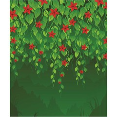 Free Vector Red Flowers & Green Tree Background (cgvector) Tags: 3d abstract arts backdrop background backgrounds banner bright brocher card color creativity curve dark decorative design digitally elegant element flowers frame graphic greentree illustrations image invitation light line modern motion natural page paper part pattern red shape silwer single space summer template texture vector wave white
