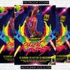 Paint Party - Premium Flyer Template (ExclusiveFlyer) Tags: exclusiveflyer psd freeflyer freepsd bodypaint bright club glow glowinthedark glowpaint glowstick glowing laser lightup lights neon night paint paintparty splash