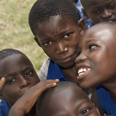 squished (Pejasar) Tags: children portrait pained expressive boy boys students winneba ghana westafrica africa kids