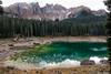 Dolomiten _11 (ichbinsEvi) Tags: dolomiten rosengarten katersee italy landscape natur berge mountain reflections spiegelungen