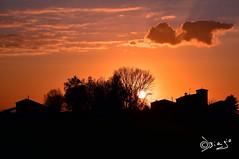 Prendimi per mano... (Biagio ( Ricordi )) Tags: sunset italy love amore