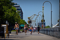 3 skaters (Wal Wsg) Tags: 3skaters 3patinadores skate skaters puertomadero three tres 3mans 3mens 3hombres hombres argentina argentinabsas buenosaires bsas caba capitalfederal ciudadautonoma ciudaddebuenosaires argentinapuertomadero canon eos rebelt3 canoneosrebelt3 calle callejeando street streets hdr hdrcolors hdrcandid hdrcolor candid calles candidstreet flickr flickrargentina fotocallejera fotografia foto photo photography people gente dia day