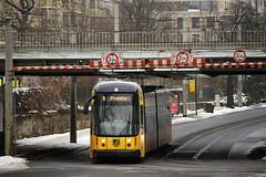 Bombardier NGTD8DD #2619 DVB Dresden Drezno (3x105Na) Tags: bombardier ngtd8dd 2619 dvb dresden drezno niemcy deutschland germany tram tramwaj strassenbahn strasenbahn