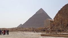 The Pyramids of Giza (Rckr88) Tags: thepyramidsofgiza the pyramids giza cairo egypt africa travel travelling pyramid pyramidsanddesert relic relics ancient ancientegypt