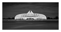 Lakeland (Nick green2012) Tags: lakeland architecture modern 21 blackandwhite longexposure