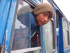 Kohima - Conductor (sharko333) Tags: travel voyage reise asia asie asien कोहिमासदर nagaland indien kohima street man portrait olympus em1
