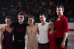 3H3A9465 (Henrybailliebro) Tags: 2017 canadian tire national skating championships gala skater skaters skate figure td place ottawa ontario canada olympic olympian olympics lighting canon 5d mk iii 3 70200mm lens ice winter january adobe cc lightroom team 2018 korea south kaetlyn osmond patrick chan tessa virtue scott moire
