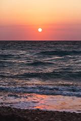 (MichaWha) Tags: rodos egeo grèce rhodes greece michaelflocco canoneos6d 70200mmf28lusm sea sunset sun water beach
