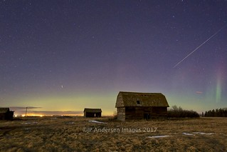 Keoma Barn Meteor