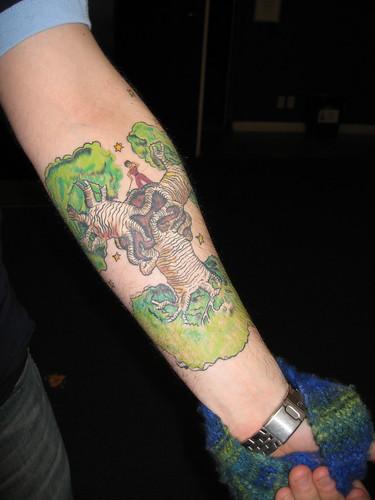 Baobab Tattoo