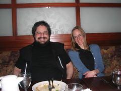 Charles Stross & Kathryn Cramer