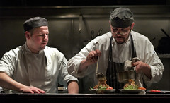 Chef And Sous Chef (Louis Dobson (formerly acampm1)) Tags: longexposure portrait london islington 1on1halloffame