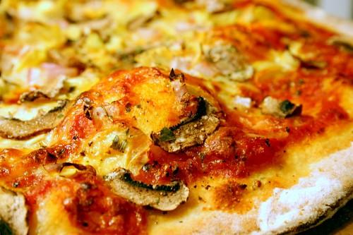 pizza round four