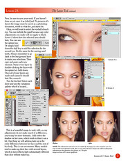 Tutorial | Lesson 2A: the Lasso Tool... (gwennie2006) Tags: 2 photoshop dc angelinajolie angelina jolie tutorial 2a lasso food4thought lesson2 gwennie2006 lesson2a lassotool powerofart 4deanna hiltonfan grfxdziner viewtutorial dcmemorialfoundation myfoxboston