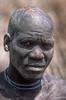 Surma: portrait of an older man (foto_morgana) Tags: ethiopia surma tribes portraits kibish africa man