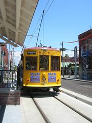 Ybor Trolley - The Teco Line