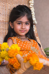 Butterfly (Fayyaz Ahmed) Tags: pakistan light portrait orange baby color colors girl yellow youth children kid child ride natural young swing hammock karachi