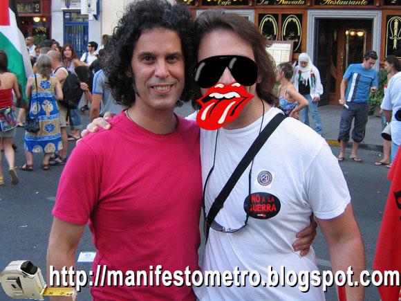 Pedro Zerolo y El Teleoperador