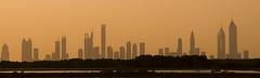 Dubai Skyline No. 2 - by twocentsworth