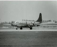 Boeing C-97 (mountlaurelphotographer) Tags: blackandwhite aircraft transport worldwarii boeing warbirds c97 stratotanker stratocruiser antiqueaircraft stratofreighter