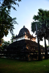 Luang Prabang (makingacross) Tags: laos pdr luang prabang luangprabang nikon d3000 louangphabang luangphabang phabang vat wat visounnarath temple trees visoun