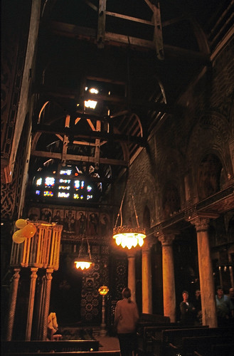 "Ägypten 1999 (550) Kairo: Hängende Kirche • <a style=""font-size:0.8em;"" href=""http://www.flickr.com/photos/69570948@N04/31432778162/"" target=""_blank"">View on Flickr</a>"