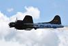 B-17 Flying Fortress (Bernie Condon) Tags: flyingfortress boeing b17 bomber military warplane ww2 vintage preserved usaaf sallyb yeovilton rn navy royalnavy airday rnas hmsheron airshow display aircraft plane flying aviation uk
