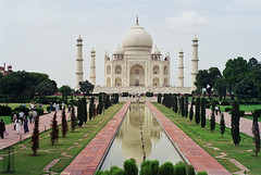 "Agra - ""Taj Mahal"""