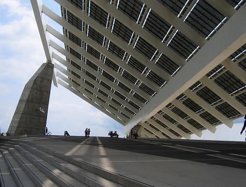 barcelona esplanade and plant martinez lapea torres arquitectos jos antonio martnez