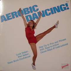 Aerobic Dancing! (dogwelder) Tags: dancing album vinyl cover record albumcover zurbulon6 aerobic zurbulon gatturphy referencepic