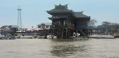 balikpapan ferry terminal, indonesia