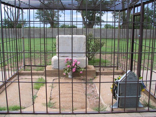 billy the kid grave site. Billy the Kid gravesite