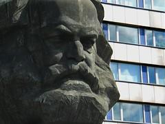 Germany Chemnitz (davidharding) Tags: europe germany chemnitz ddr gdr karlmarx communism