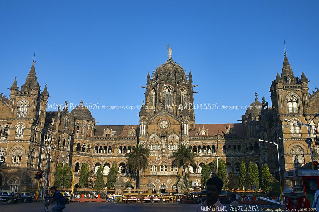 Chhatrapati Shivaji Terminus, Mumbai, Maharashtra - India