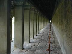 Angkor Wat - Deep Hall