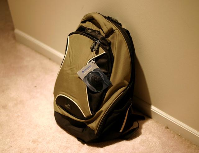 NEW bookbag