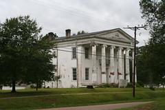 The Marston House intact (G. J. Charlet III) Tags: hurricane hurricanekatrina clinton louisiana